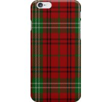 00047 Morrison Clan Tartan iPhone Case/Skin