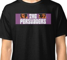 The Persuaders - Curtis + Moore Classic T-Shirt