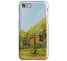 A Summer Stroll iPhone Case/Skin