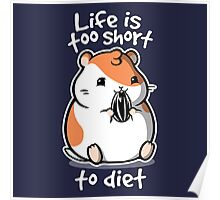 Fat life Poster
