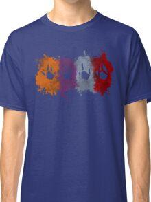 Prime Beams Splatter (Transparent Symbols) Classic T-Shirt