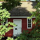 Little Red Building by WeeZie