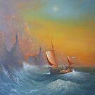 "The Voyage ""A Star Shines"" by Joe Gilronan"