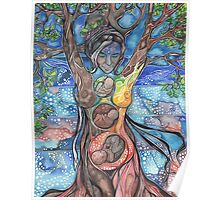 Tree of Life - Cha Wakan Poster