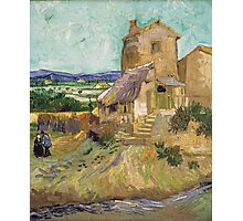 Vincent Van Gogh -  Old Mill, 1888 Photographic Print