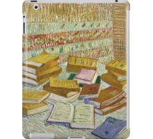 Vincent Van Gogh -  Parisian Novels iPad Case/Skin