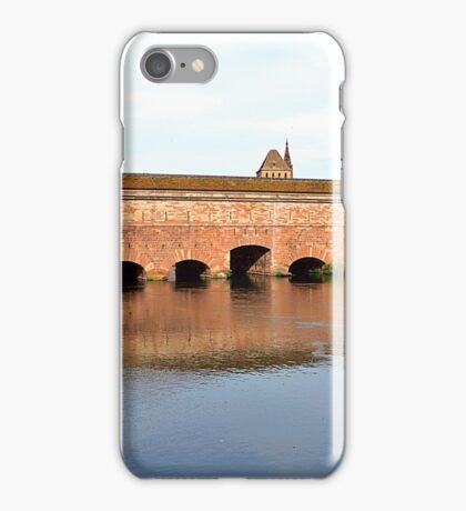Strasbourg Vauban Old Great Lock iPhone Case/Skin