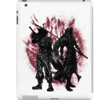 Born Enemies iPad Case/Skin
