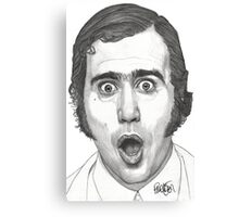 Andy Kaufman Canvas Print