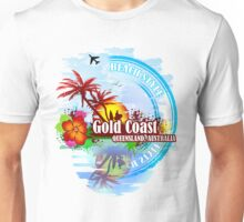 Gold Coast Queensland, Australia Unisex T-Shirt