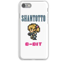 -FINAL FANTASY- Shantotto 8-Bit iPhone Case/Skin