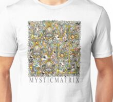 "MYSTICMATRIX ""Love over gold"" Unisex T-Shirt"