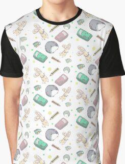 Fox's Favourite Stuff Graphic T-Shirt