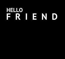 hello friend (selena gomez inspired) by echorose