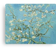 Vincent Van Gogh - Almond Blossom, February 1890 - 1890  Canvas Print