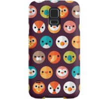 Smiley Faces Samsung Galaxy Case/Skin
