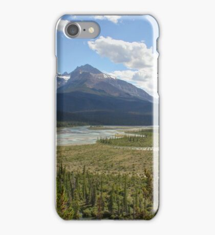 North Saksatchewan River 2 iPhone Case/Skin