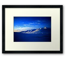 Svalbard Wilderness Framed Print