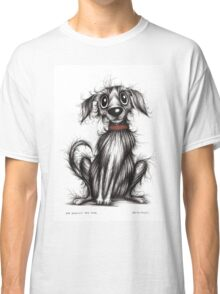 Mr Smelly the dog Classic T-Shirt
