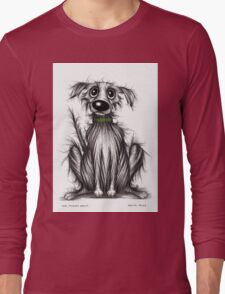 Mr Mucky paws Long Sleeve T-Shirt