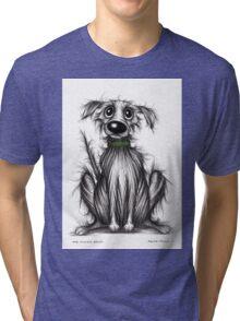 Mr Mucky paws Tri-blend T-Shirt