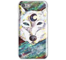 Galactic Wolf iPhone Case/Skin