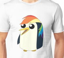 Rainbow Gunter  Unisex T-Shirt