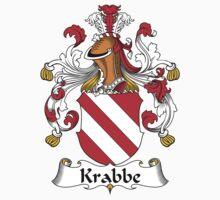 Krabbe Coat of Arms (German) by coatsofarms