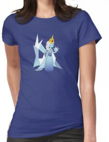 Ice Princess Womens Fitted T-Shirt