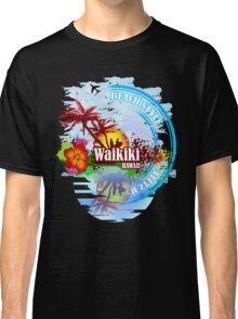 Waikiki Hawaii Classic T-Shirt