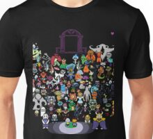 Undertale retro Unisex T-Shirt