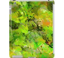 Watercolour abstract iPad Case/Skin