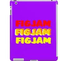 FIG JAM  iPad Case/Skin