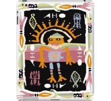 sun shaman iPad Case/Skin