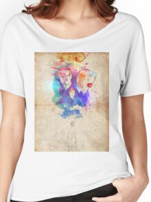 Robin Women's Relaxed Fit T-Shirt