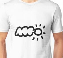 Partly Cloudy Unisex T-Shirt