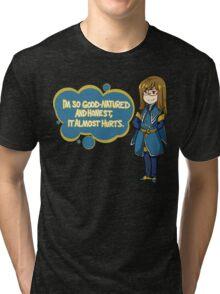 Good-Natured Necromancer Tri-blend T-Shirt