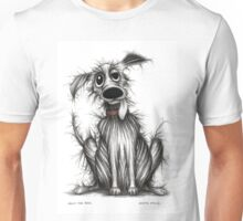 Ugly the dog Unisex T-Shirt