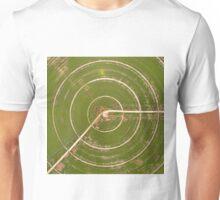 Crop target Unisex T-Shirt