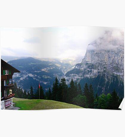 In Switzerland Poster