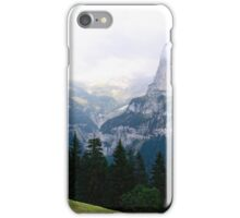 In Switzerland iPhone Case/Skin