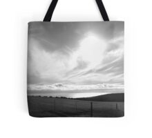 B&W Sunset - Dunsborough, WA Tote Bag