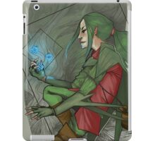 thief grovyle iPad Case/Skin
