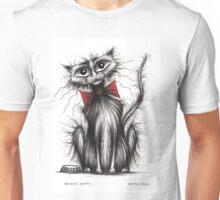 Frizzy kitty Unisex T-Shirt