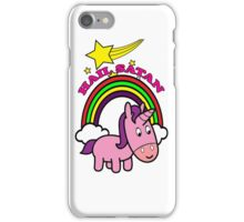 Hail Satan - Cute iPhone Case/Skin