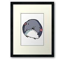 Giovanni the Penguin Framed Print