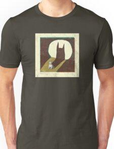 Westie in the spotlight Unisex T-Shirt