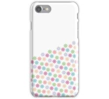 Pretty simple flowers iPhone Case/Skin