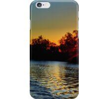 Thomson River Longreach iPhone Case/Skin