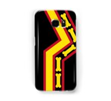 Geared Up Pup Rubber Pup Pride Flag Samsung Galaxy Case/Skin